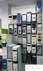 Продажа компьютеров разной мощности